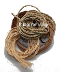 Lots of Natural Stringing material