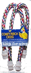 Comfy Cotton Rope Cross Perch Medium 25