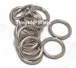 O-Rings Nickel Plated 16 mm