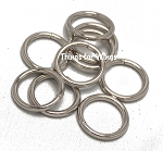 O-Rings Nickel Plated 19 mm