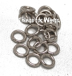 O-Rings Nickel Plated 7 mm