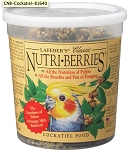 Classic Cockatiel Nutri-berries 12.5 oz