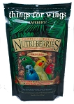 Tropical Fruit Nutri-berries for Small Birds 10 oz