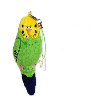 Budgerigar Green  Smartphone Cleaner Mascot