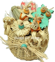 Cute HOOT Basket
