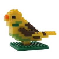 Parakeet Micro Building Blocks