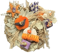 Nice Big Halloween Busy Basket