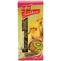 Kiwi Smakers Cockatiel Treat Stick (2 Pack)