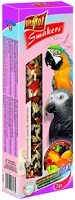 Maxi Fruit Smakers for Big Parrots (2 Pack) GIANT Treat Sticks