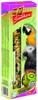 Maxi Kiwi Smakers for Big Parrots (2 Pack) GIANT Treat Sticks