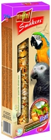 Maxi Nut-Coconut Smakers for Big Parrots (2 Pack) GIANT Treat Sticks