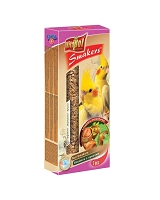 Nut Smakers Cockatiel Treat Stick (2 Pack)