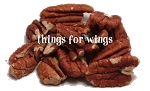 Pecans, Organic, Raw, Shelled, Halves
