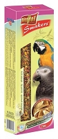 Pistachio Nut Smakers for Big Parrots (2 Pack) XXL!
