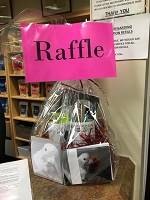 Lucky Lou Legacy Fund Raffle! Draw February 14th