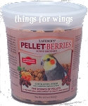 Pellet-berries Cockatiel 12.5 oz