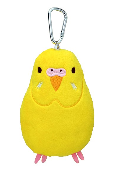 Budgerigar Yellow Pass case