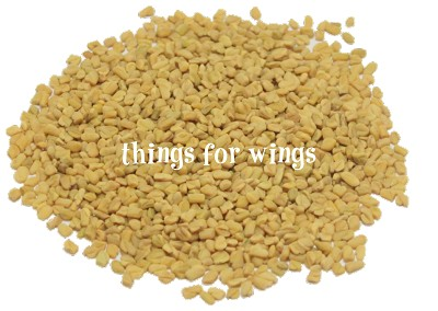 Organic Fenugreek Sprouting Seed