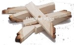 Basswood Barkety Sticks