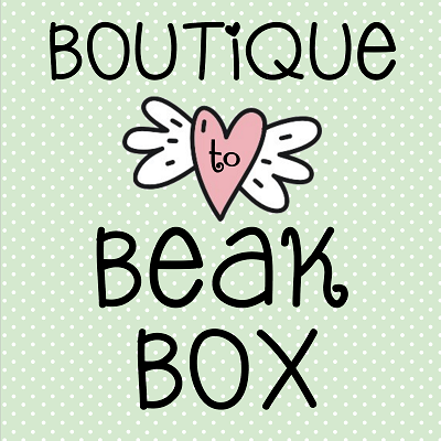 Boutique to Beak Surprise Box MEDIUM ~ Subscription Box for All Sized Birds