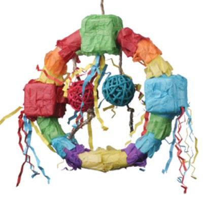 Foraging Surprise Box Swing Toy