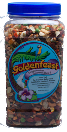 Goldenfeast Central American Blend II 64 oz