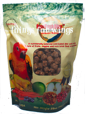 Oven Fresh Bites Medium Parrot 28 oz