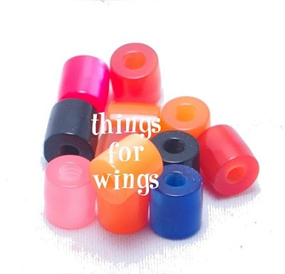 Tube Jelly Beads
