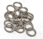 O-Rings Nickel Plated 12 mm