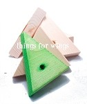 Large Pine Triangles