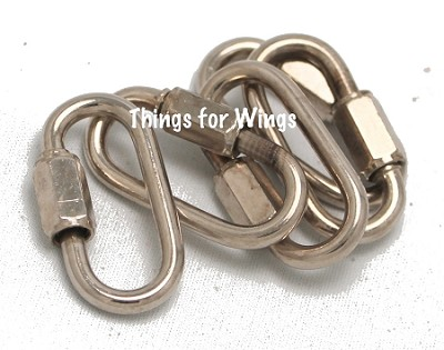 Nickel Plated Quick Links