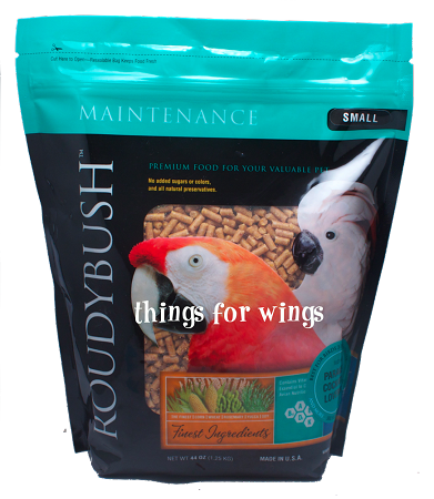 Roudybush Maintenance Small Pellet 44oz
