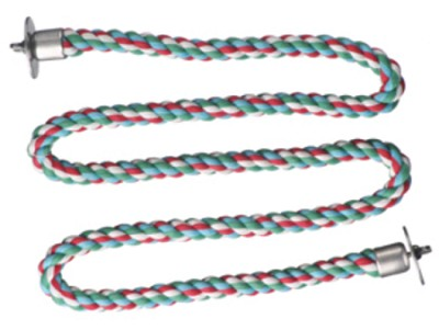 Comfy Cotton Extra Small Zig Zag Rope Perch 3/8""