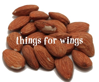 Almonds, Organic, Raw, Shelled