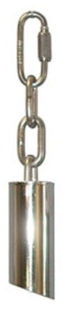 Stainless Steel Chime Bell Small