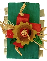 Sunflower Jumbo Balsa Cork Block