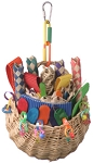 Super Bird Foraging Basket