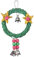 Christmas Wreath Swing