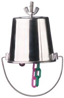 Stainless Steel Busy Bucket Small