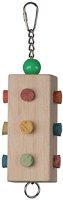 Hanging Cork and Balsa Toy