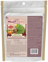 Pellet-berries Parrot 10 oz