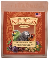 Senior Nutri-berries Parrot 3 lbs
