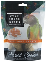 Oven Fresh Bites Mixed Coconut Papaya Cookies Birdie Munchies