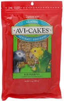 Avi-Cakes for Medium Sized Birds Parrot 12 oz