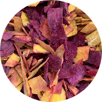 Freeze Dried Organic Beets