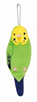 Budgerigar Green Pen Pouch