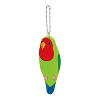 Peach-faced Love Bird Petit Pouch