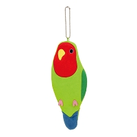 Peach-faced Love Bird Pen Pouch