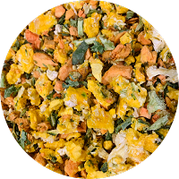 Freeze Dried Organic Veggie Mango Chop