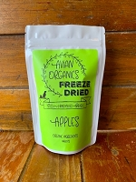 Freeze Dried Organic Apples